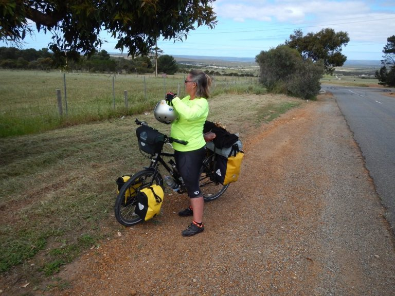 Jen Cycling
